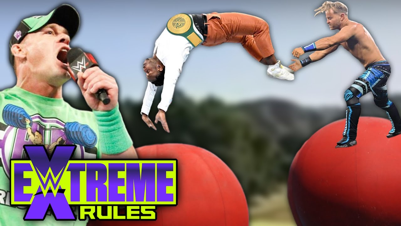 9 Pitches For WWE Extreme Rules 2021