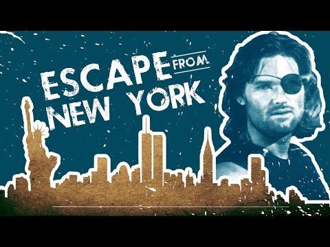 Escape from New York/Simon & Simon mashup