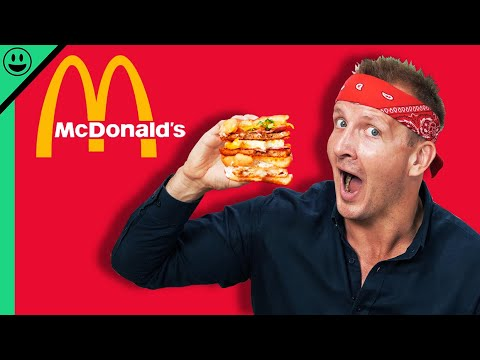 Asia's FULL McDonald's Breakfast Menu!!! (This Might Be Too Much For Me!)