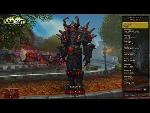 Bajheera - 2500+ WMP: Rank 1 Warrior 3v3 Arena - WoW Legion 7.3 Warrior PvP