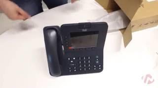 Unboxing Cisco CP-8945