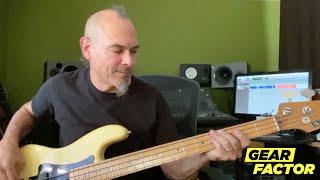 Joey Vera (Armored Saint/Fates Warning) Plays His Favorite Bass Riffs