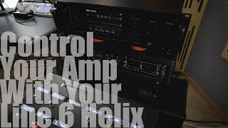 Tutorial: Control Your Amp With Your Line 6 Helix