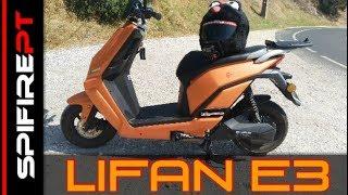 Lifan E3 - TestDrive & Review