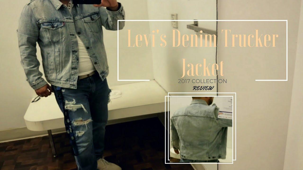 0217e54136662 Levi s Trucker Denim Jacket Review