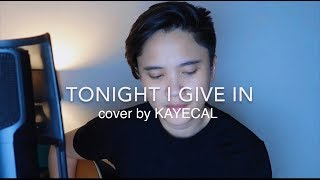 Tonight I Give In - Angela Bofill (KAYE CAL Acoustic Cover)