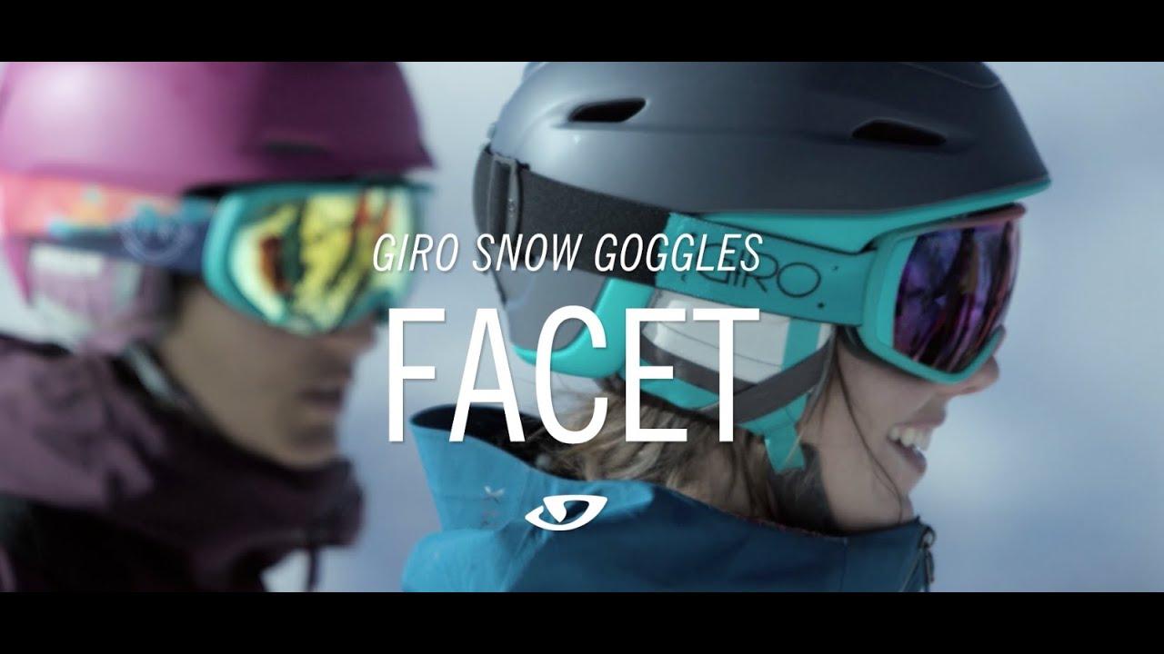 2f9f8d560b95 Facet Goggle - YouTube
