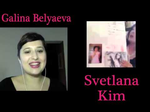 Practical advice for immigrant women from Svetlana Kim (former political refugee)