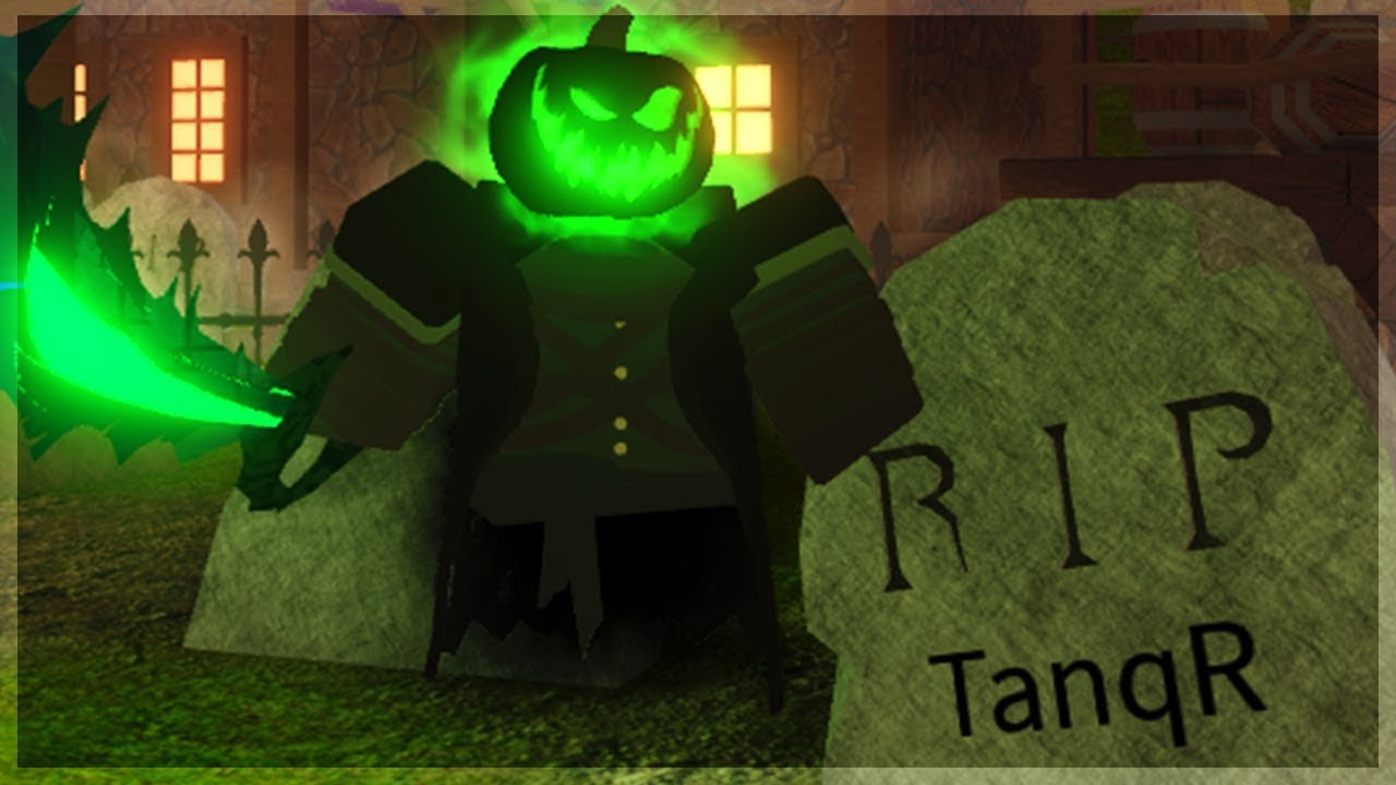 Halloween Dungeon Quest Update All New Cosmetics Roblox Youtube