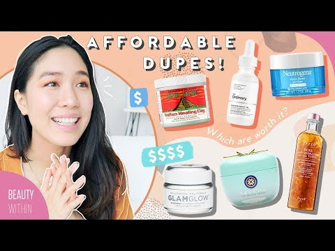 Drugstore & Affordable Dupes For Most Hyped Skincare Products: Dry, Combo & Oily Skin Types
