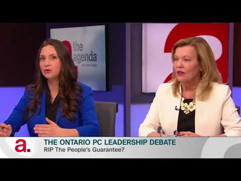 Ontario Progressive Conservative Party Leadership Debate - 15 Feb 2018