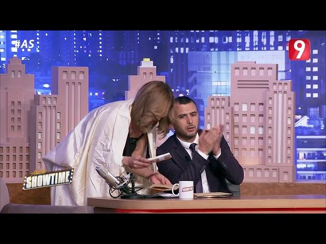 Attessia tv لطفي العبدلي تشد بالكمشة ياخو في الرشوة قدام شوقي الطبيب