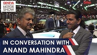 In Conversation With Anand Mahindra, Chairman, Mahindra Group | NDTV carandbike