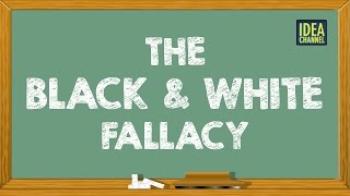 The Black and White Fallacy | Idea Channel | PBS Digital Studios