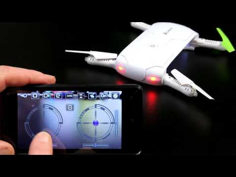 Фото How to Fly a Drone Quad with Phone using WiFi UFO or Wifi FPV App