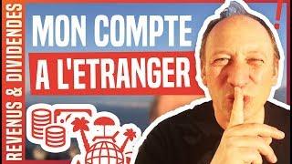 😈 JE FAIS COMME CAHUZAC : J'OUVRE UN COMPTE A L'ETRANGER !