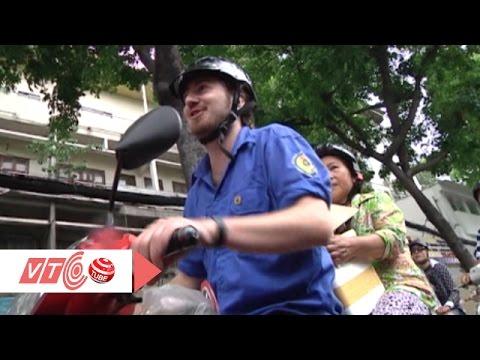 Chàng Tây du hí Sài Gòn bằng xe ôm | VTC