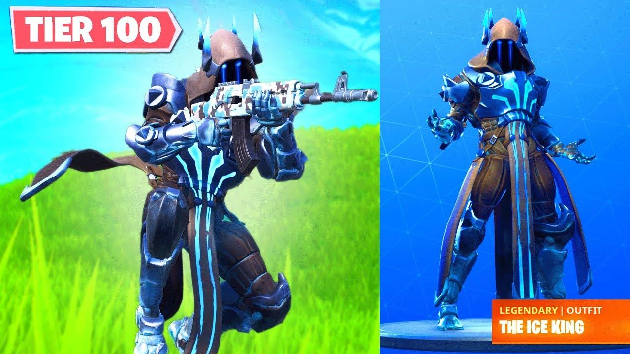 Tier 100 Unlock Max Ice King Max Lynx Zenith Fast Season 7