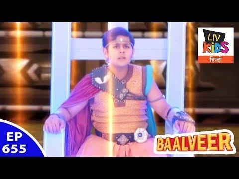 Baal Veer - बालवीर - Episode 655 - Baalveer Trapped By Aliens