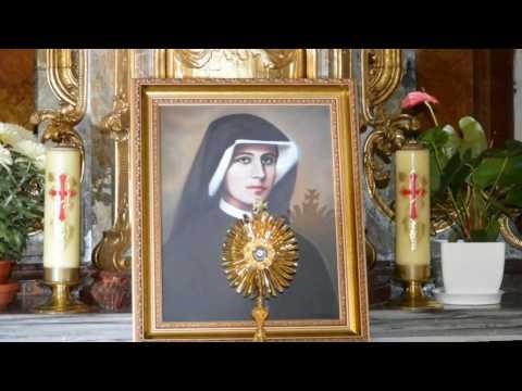 Wprowadzenie Relikwii Św.Faustyny - Parafia Kietrz cz.1
