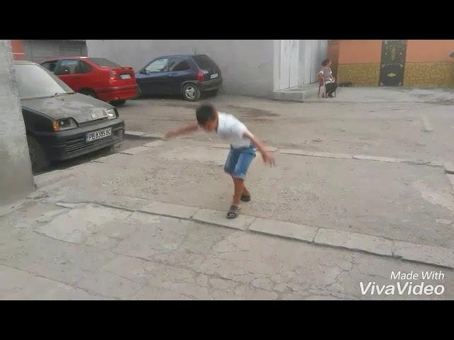 Tteam interfall parkour frerun