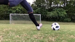 "Bend it like "" Beckham"" training (J.M.)"