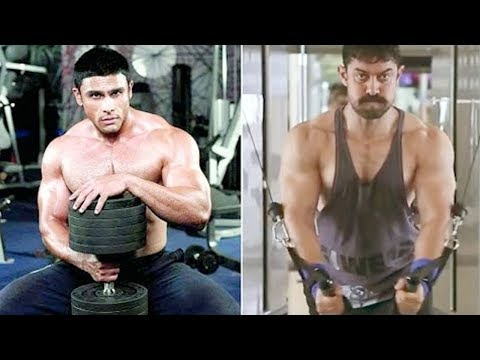 Aamir Khan's DANGAL Gym Bodybuilding Workout Trainer Rahul Bhatt Interview