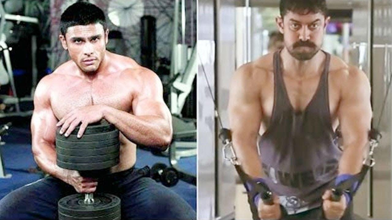 Download Aamir Khan's DANGAL Gym Bodybuilding Workout Trainer Rahul Bhatt Interview