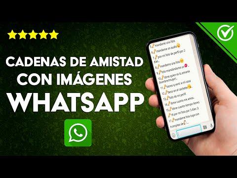 Las Mejores Cadenas de Amistad con Imágenes para Enviar por WhatsApp