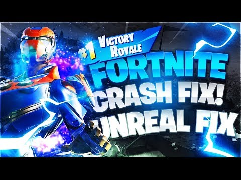 Fortnite Crash Fix Season 11 [Unreal Engine 4 Fix / Fortnite Not Openin Fix]