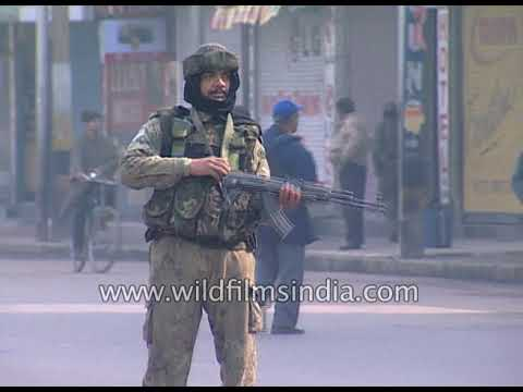 Indian Army and J&K Police provide proper security in Kashmir