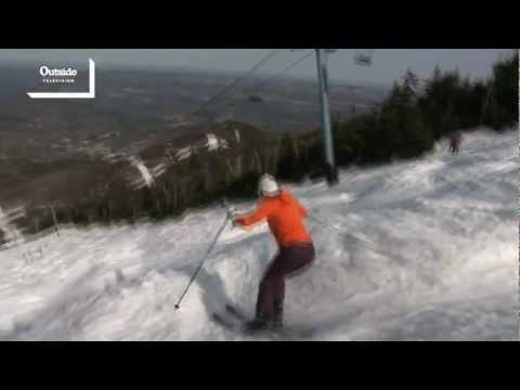 Bump Skiing Tips - Winter Women at Outside Today
