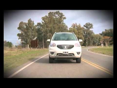 CESVI ARGENTINA - TEST DRIVE RENAULT KOLEOS