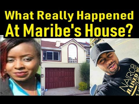 Strange Happenings In Jacque Maribes' House
