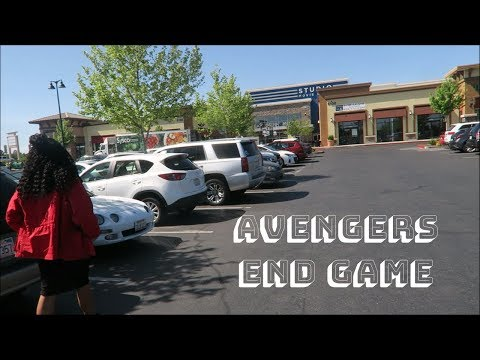 STUDIO MOVIE GRILL /AVENGERS END GAME