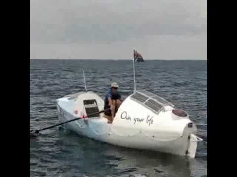 Solo Atlantic Rower