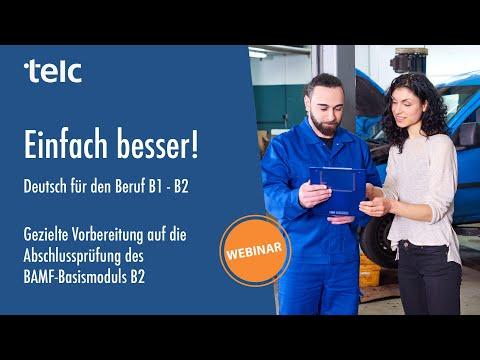 Einfach Besser Deutsch Für Den Beruf B1 B2 Vorbereitung Auf Die