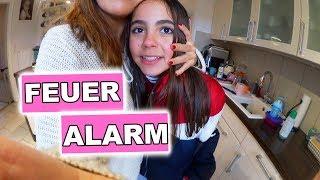 Feueralarm in Joanas Schule - Familien Alltag - Vlog#1086 Rosislife