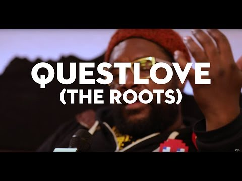 Montreux Jazz Festival 2017 | Interview Questlove (The Roots)