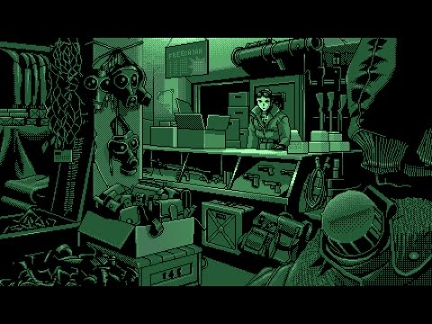 Psybient Greatest Anthems All Time Mix (+ Animated 16Bit Sci-Fi Visuals)