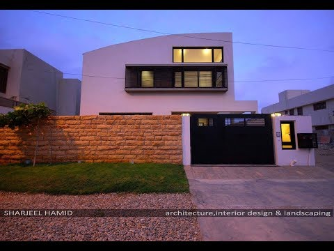 Modern House Design in Karachi
