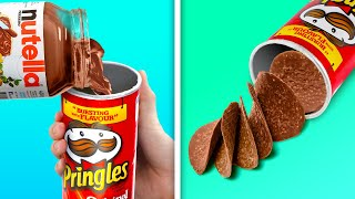 23 MIND-BLOWING FOOD TRICKS YOU SHOULD TRY