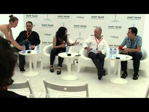 KVIFF TALK with Anonymous Content