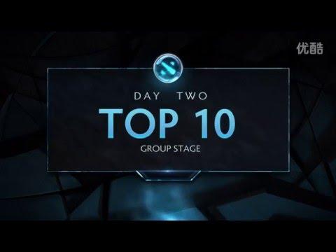Shanghai Major TOP 10 Day 1