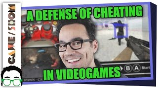 A Defense of Cheating in Videogames | Game/Show | PBS Digital Studios