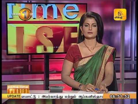 News 1st Prime time Sunrise Shakthi TV 6 45 AM 23rd June 2017