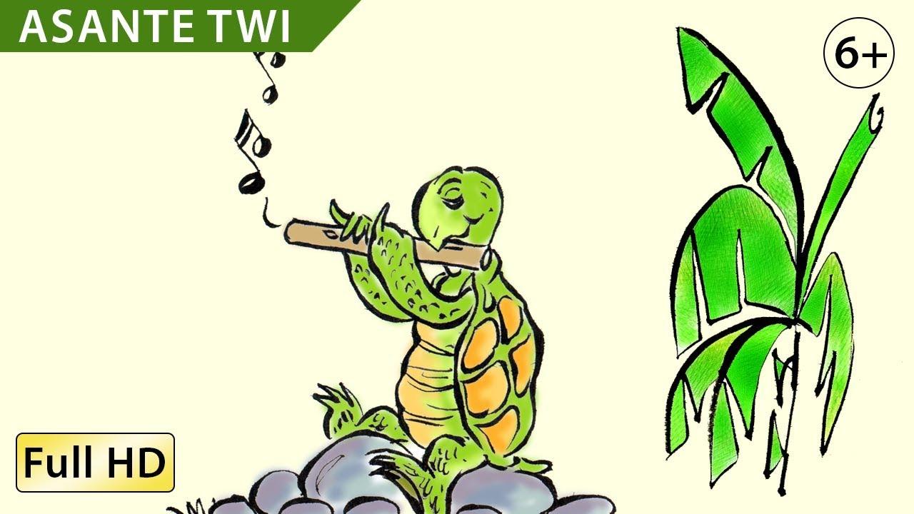 "Download Akyekyedeε ne n'atεntεbεn: Learn Asante Twi with subtitles - Story for Children ""BookBox.com"""