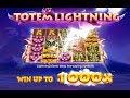 Totem Lightning Online Slot from Red Tiger Gaming