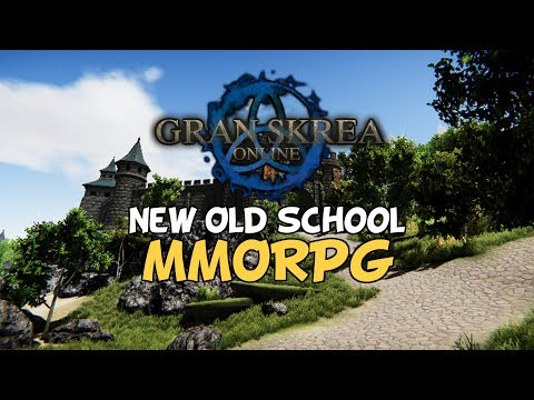 New Old School MMORPG - Gran Skrea Online