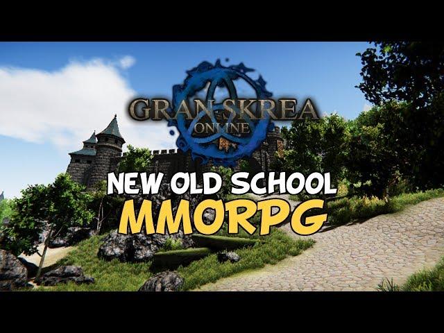 New Old School MMORPG - Gran Skrea Online